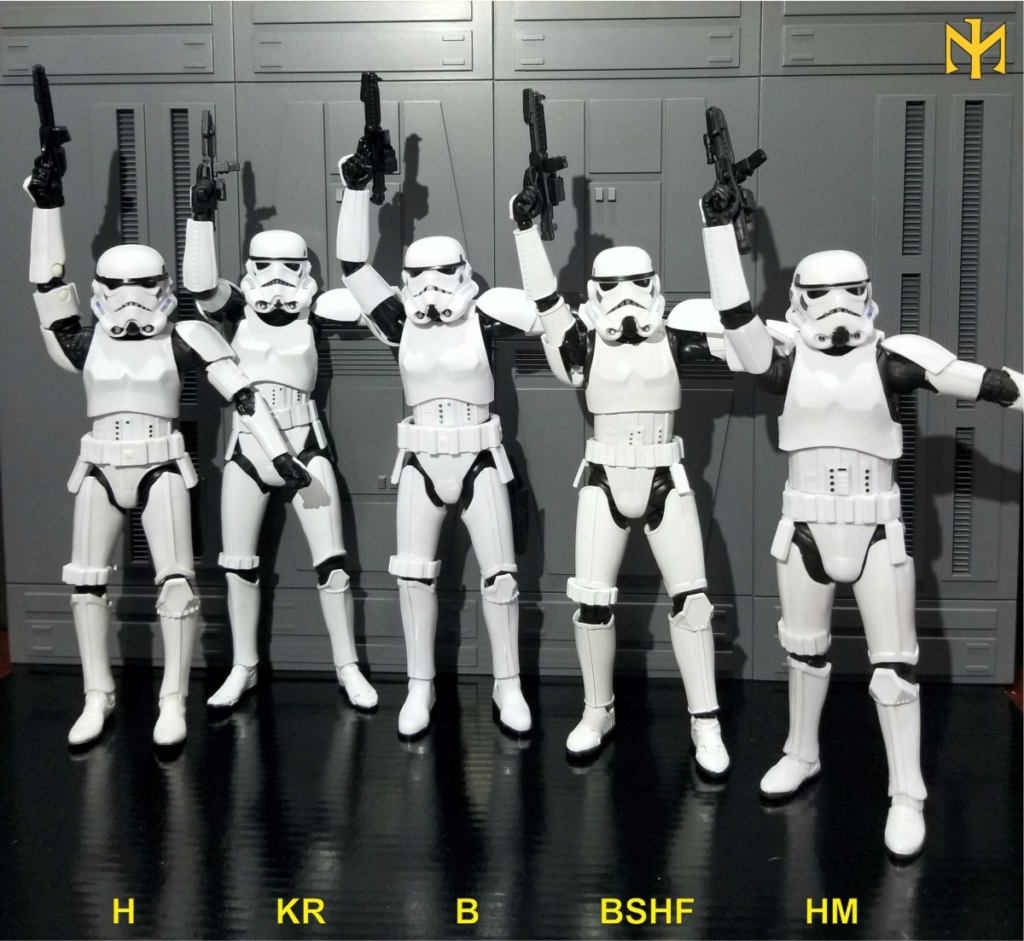 STAR WARS New and Old Twelfth-Scale Stormtroopers comparison Tsstor15