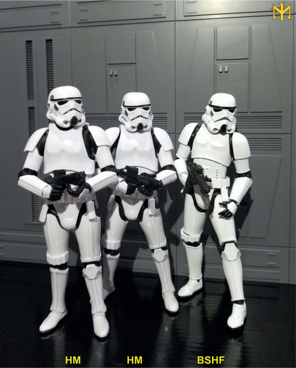 STAR WARS New and Old Twelfth-Scale Stormtroopers comparison Tsstor19