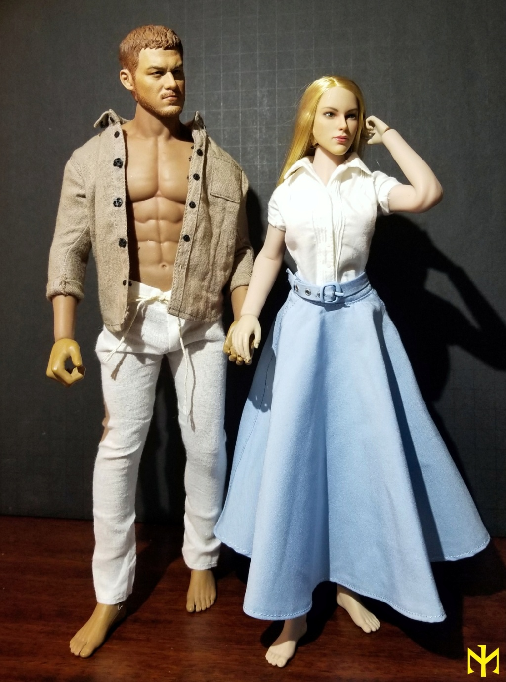 body - NEW PRODUCT: Verycool 1/6 Supermodel Head Sculpt + Female Body Set (2 versions) Vcfxa012