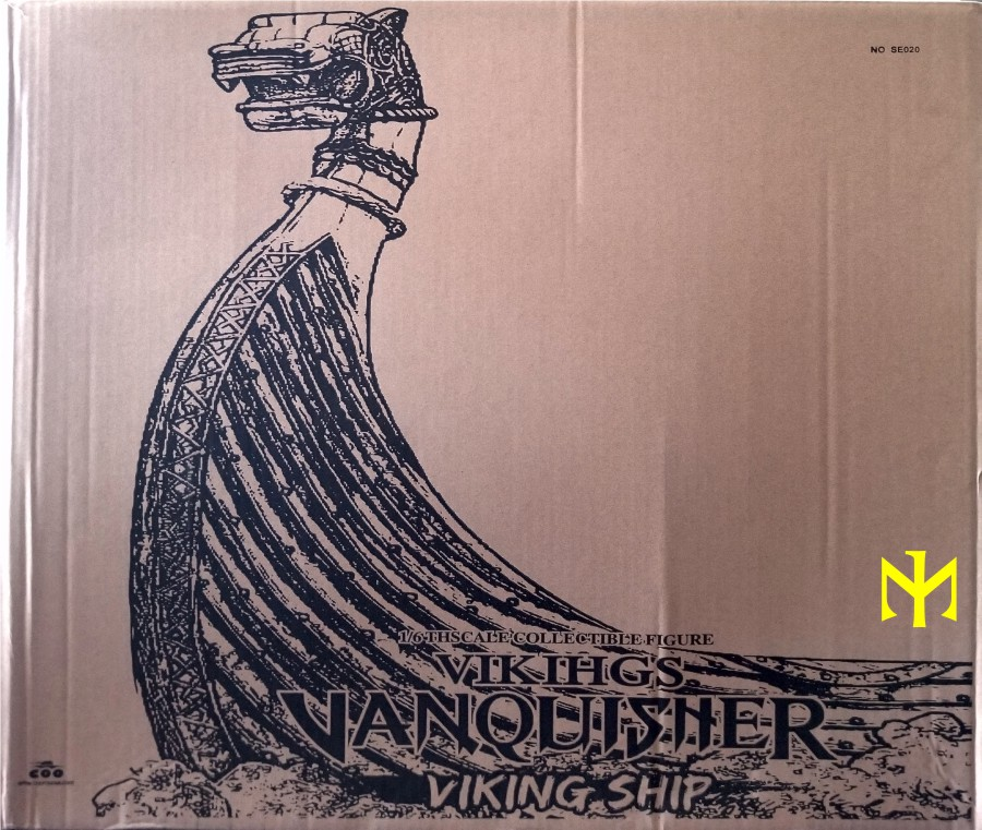 Vikings Vanquisher Viking Ship Diorama Coomodel Review Viking32