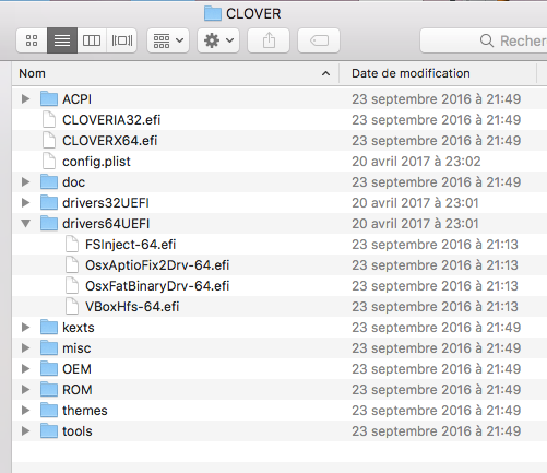 Clover bloque au démarrage Clover10