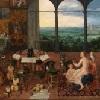 Pintura Metafísica-Fauvismo-Dadaismo