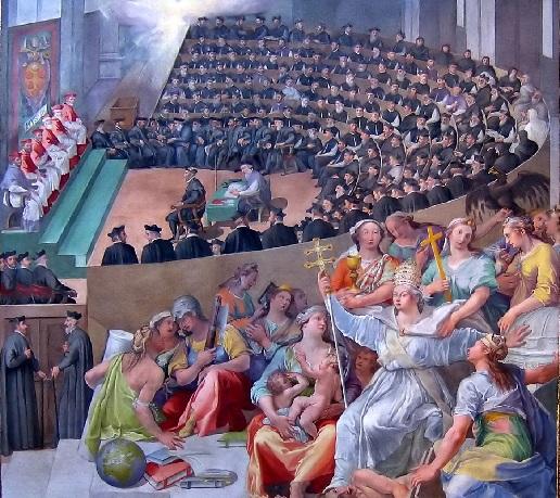 El Concilio de Trento-Pasquale Cati Counci10