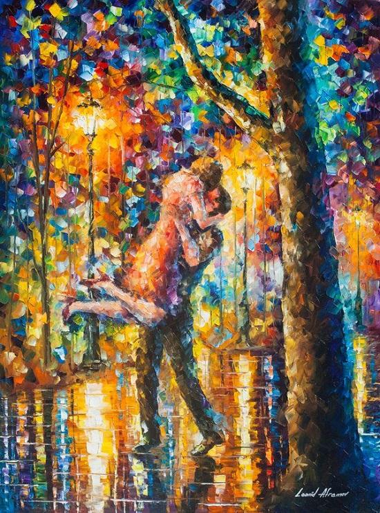 JUMP KISS-LEONID AFREMOV Eb045310