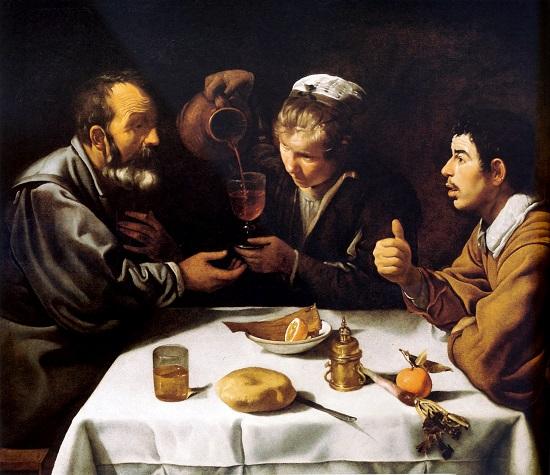 Almuerzo de campesinos-Velázquez- El_alm10