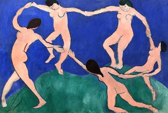 La Danza- Henri Matisse Henri-10