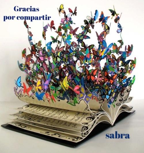 GRACIAS POR COMPARTIR... SABRA Libro_10