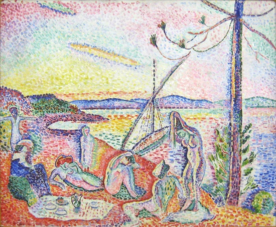 Lujo, calma y voluptuosidad-Matisse Matiss10