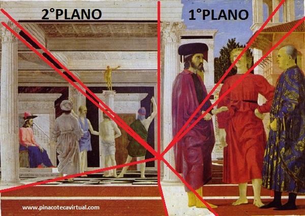 LA FLAGELACIÓN DE CRISTO-PIERO DELLA FRANCESCA Piero_11