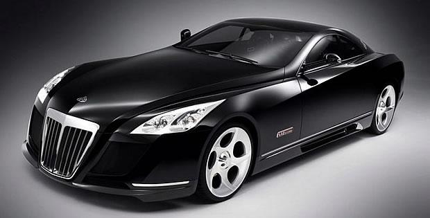 Os 5 carros mais caros do mundo. Artes217