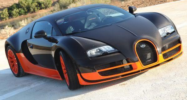Os três carros mais rápidos do mundo. Artes314