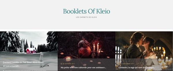 Booklets Of Kleio (Les carnets de Kleio) Bok10