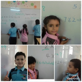 Multiplication as repeated addition Photog40