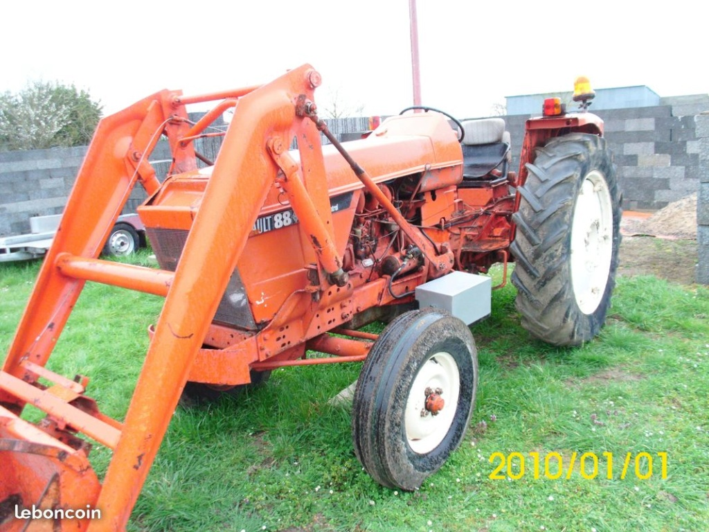 compatibilité d'une fourche avec tracteur Renault Super 6D 52c90b11