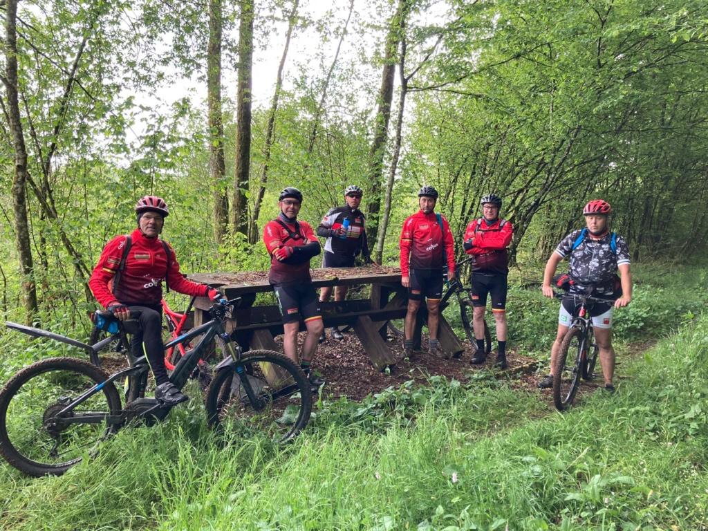 Ce dimanche 25/05 - sortie Club VTT & Cyclo Whatsa13
