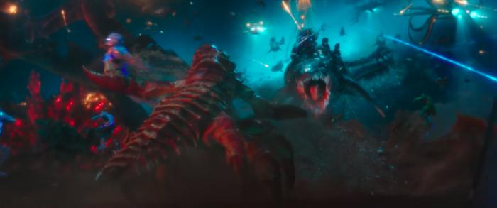 Pourparlers en Atlantis Aquama11