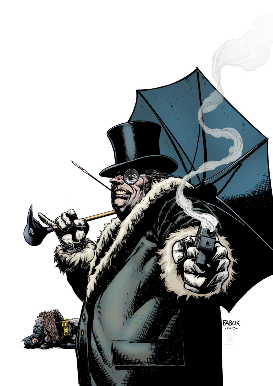 L'avènement du Pingouin : Le magasin d'armes est ouvert ! Batman10