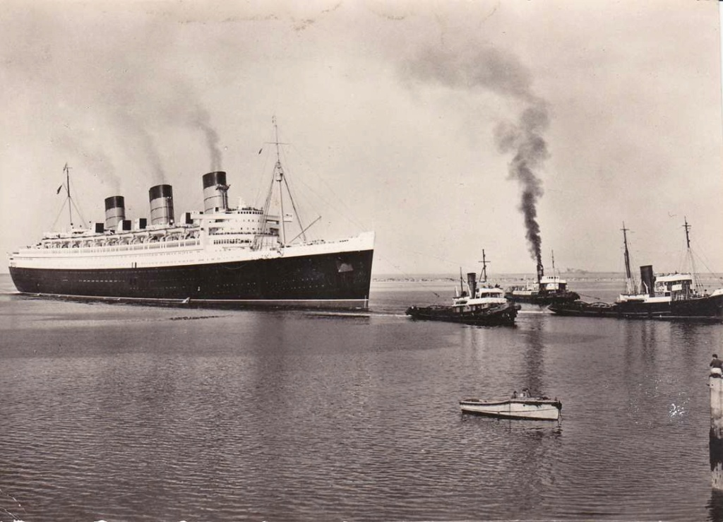 [Activité des ports hors Marine] LE PORT DE CHERBOURG - Page 18 _copi565