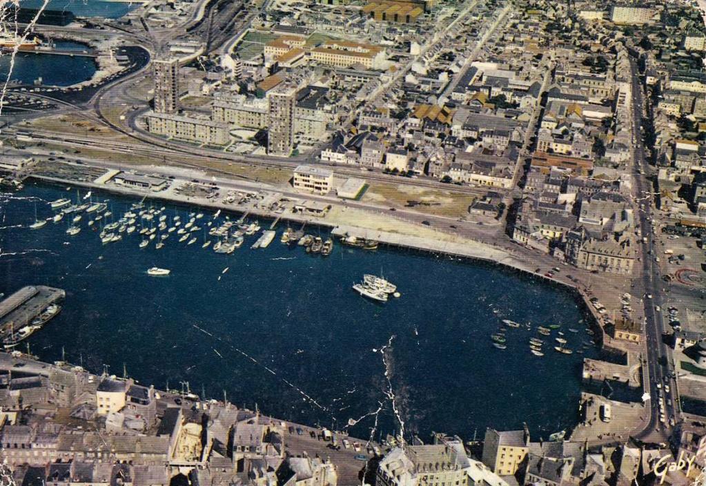 [Activité des ports hors Marine] LE PORT DE CHERBOURG - Page 18 _copi566
