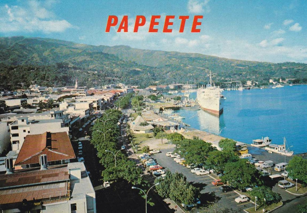[Papeete] PAPEETE HIER ET AUJOURD'HUI - TOME 3 - Page 18 _copi567