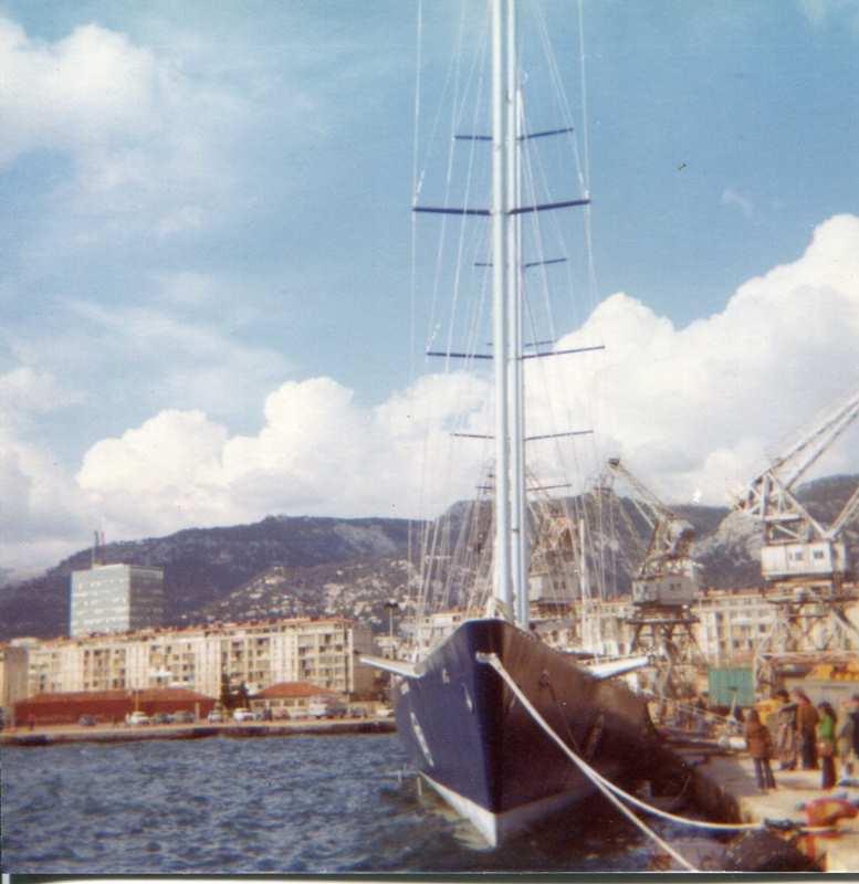 [ Marine à voile ] Vieux gréements - Page 10 Toulon10