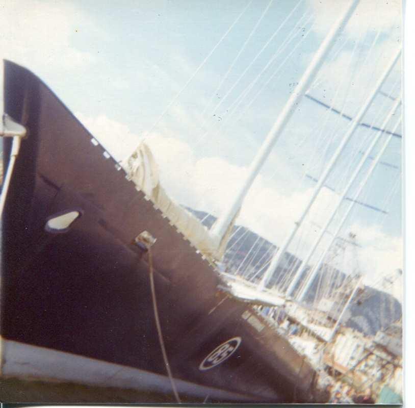 [ Marine à voile ] Vieux gréements - Page 10 Toulon11