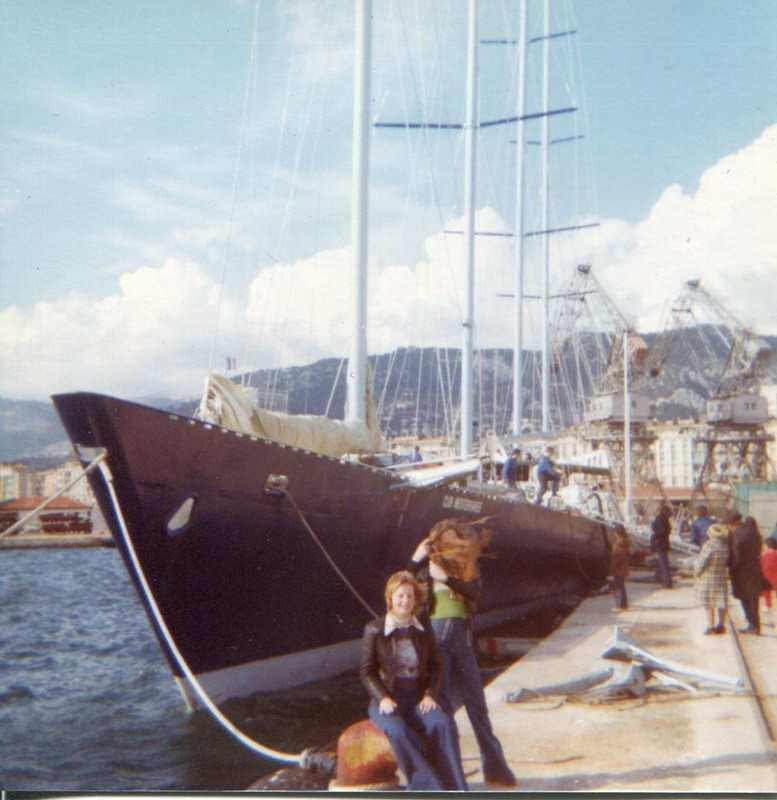 [ Marine à voile ] Vieux gréements - Page 10 Toulon13