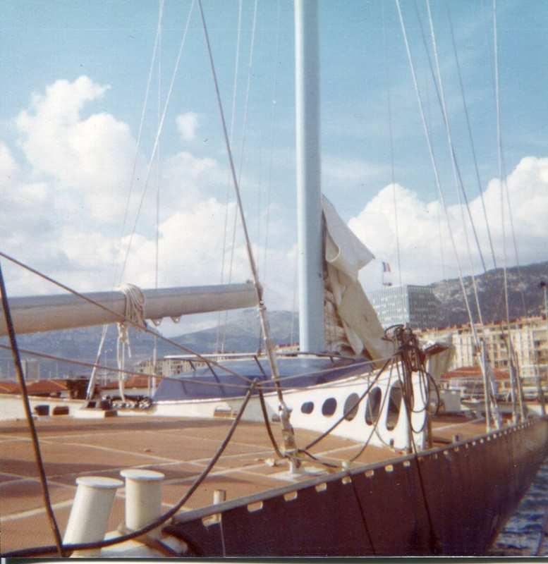 [ Marine à voile ] Vieux gréements - Page 10 Toulon14