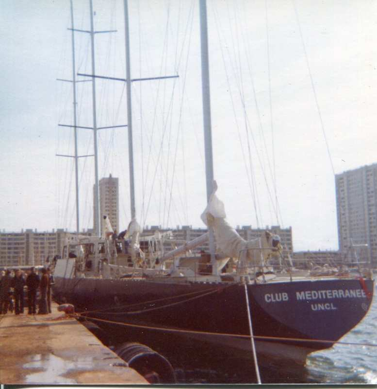 [ Marine à voile ] Vieux gréements - Page 10 Toulon19