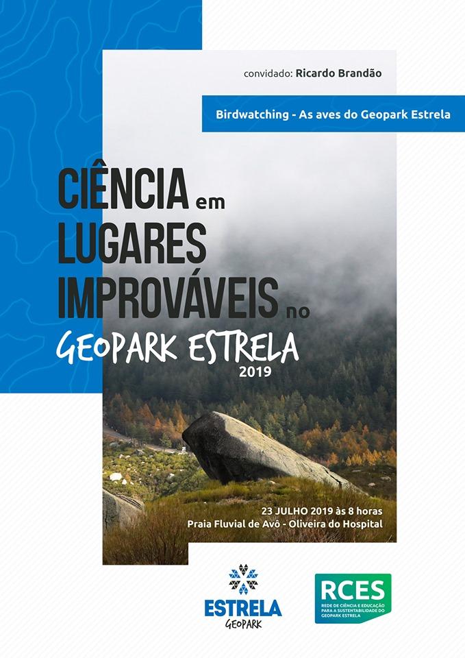 Ciência em Lugares Improváveis-Birdwatching - As aves do Geopark 66469211