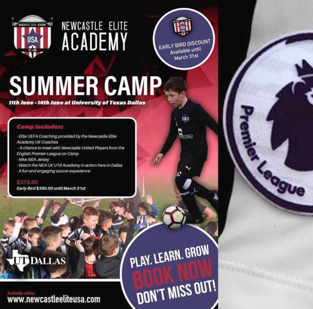Newcastle Elite Academy Soccer Camp June 11th - 14th @UT DAL Final_10