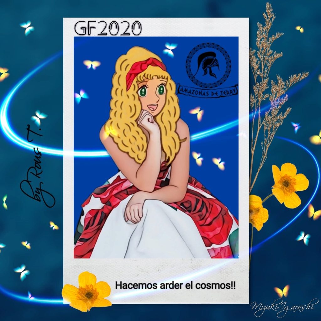 Desde la Fundación K-G...Amazonas de Terry, Aporte #9 Candy, es maravilloso estar vivo... Candy-11