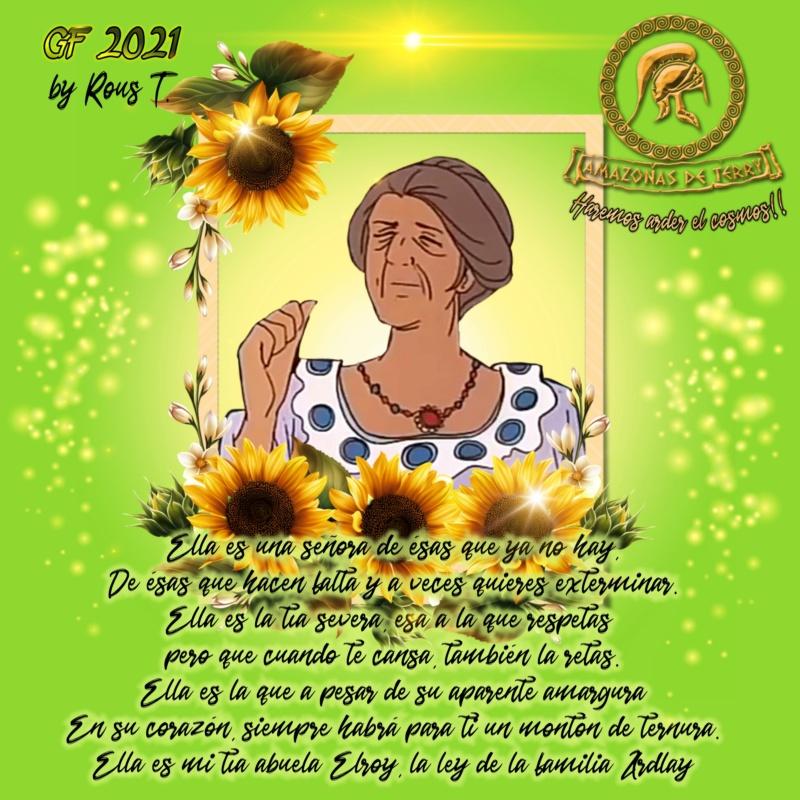 Amazonas de Terry, Aporte #16, Edición, Ella es... La Tía Abuela Elroy Photos27