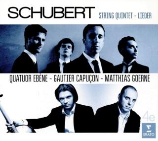 Schubert - Quatuors et quintette à cordes - Page 5 81osro10