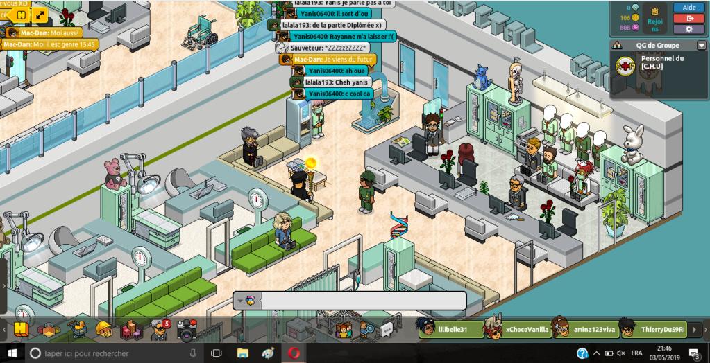 [Centre Militaire] Rapports d'activités de JokerT- Screen55