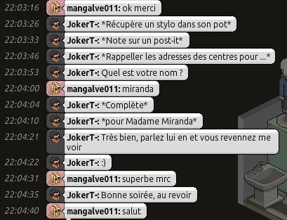 [Restaurant] Rapports d'actions RP de JokerT- Screen76
