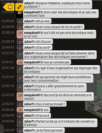 [Restaurant] Rapports d'actions RP de JokerT- Screen77