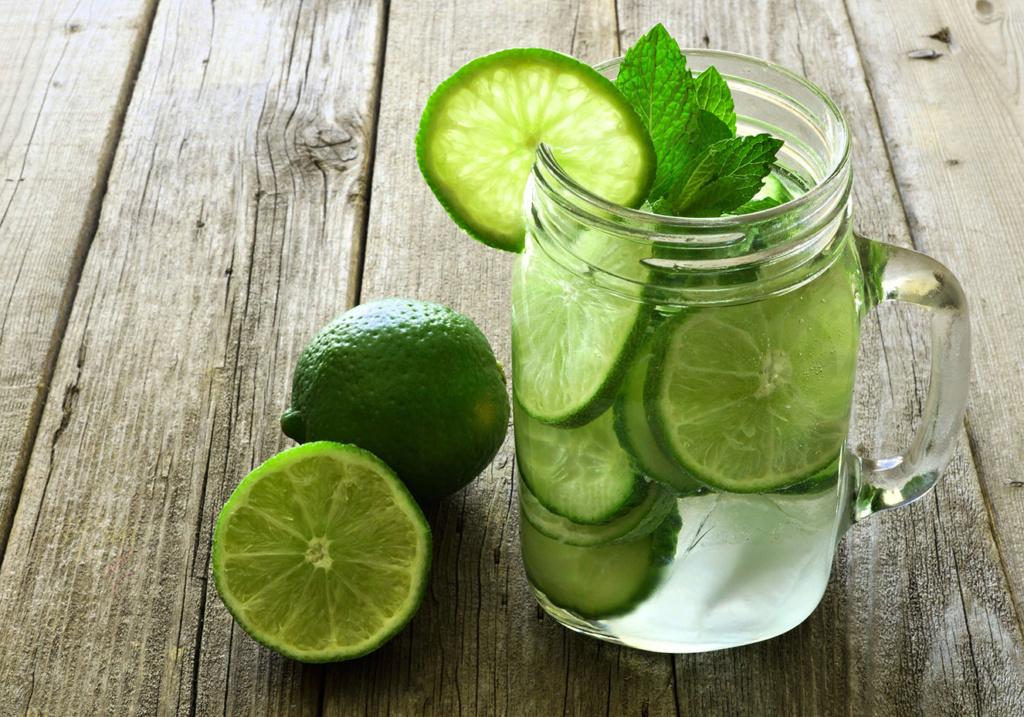 Água com Limão - Benefícios  Agua_c10