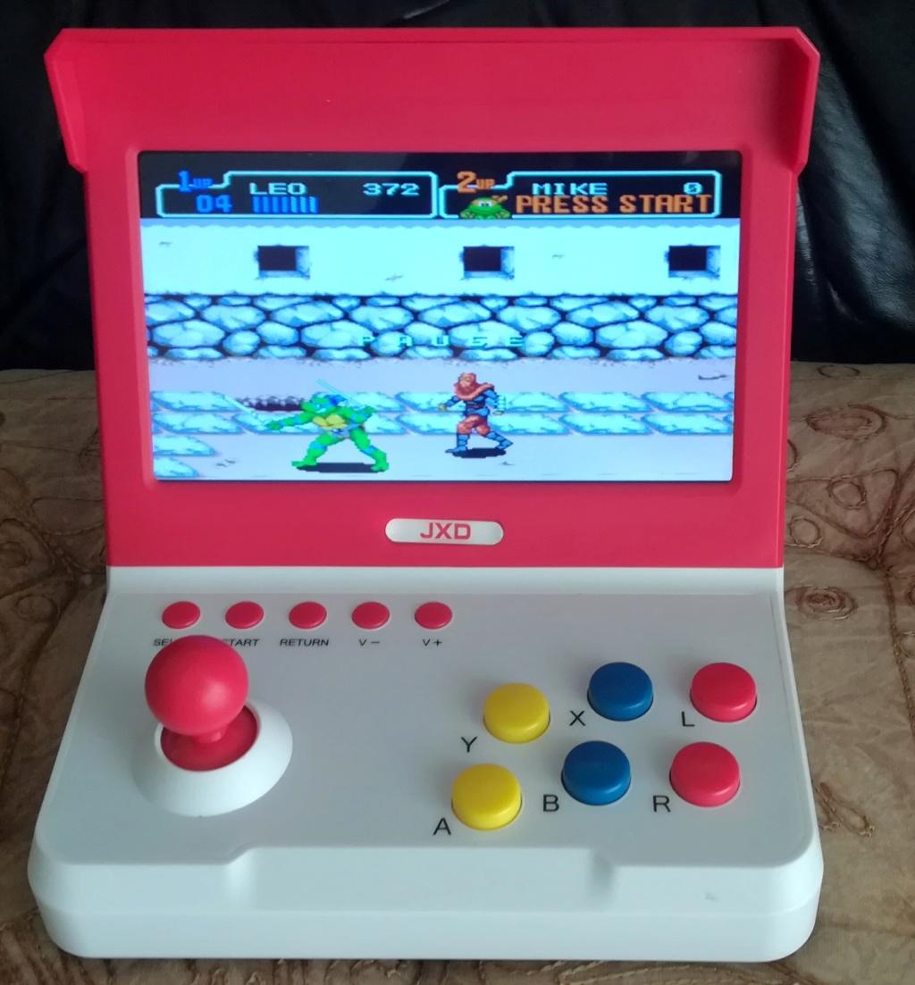 Avis mini borne arcade Borne_11