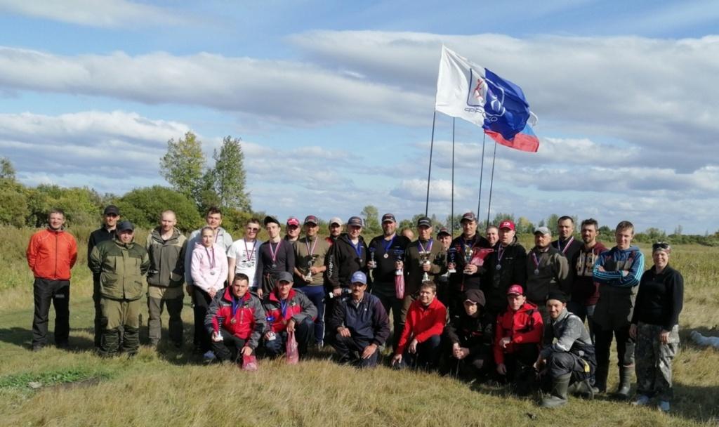 Чемпионат Курганской обл. Спинниг Лодка 7-8 сентября A55110