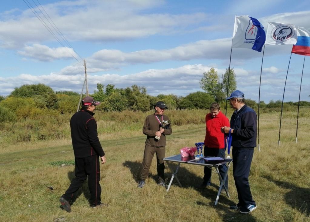 Чемпионат Курганской обл. Спинниг Лодка 7-8 сентября A55310