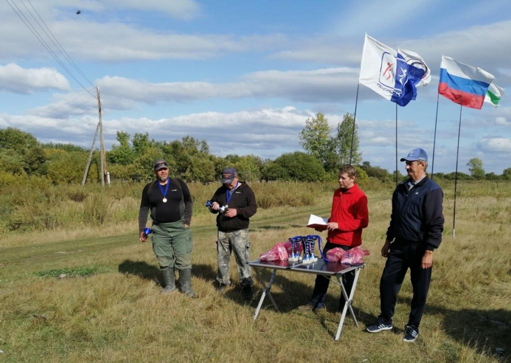Чемпионат Курганской обл. Спинниг Лодка 7-8 сентября A55510