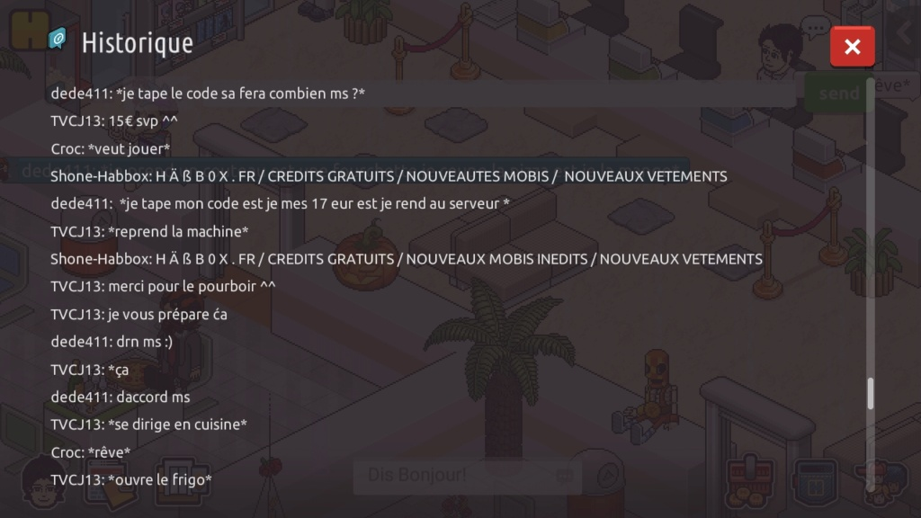 [R.] Rapports d'actions RP de TVCJ13 Scree240