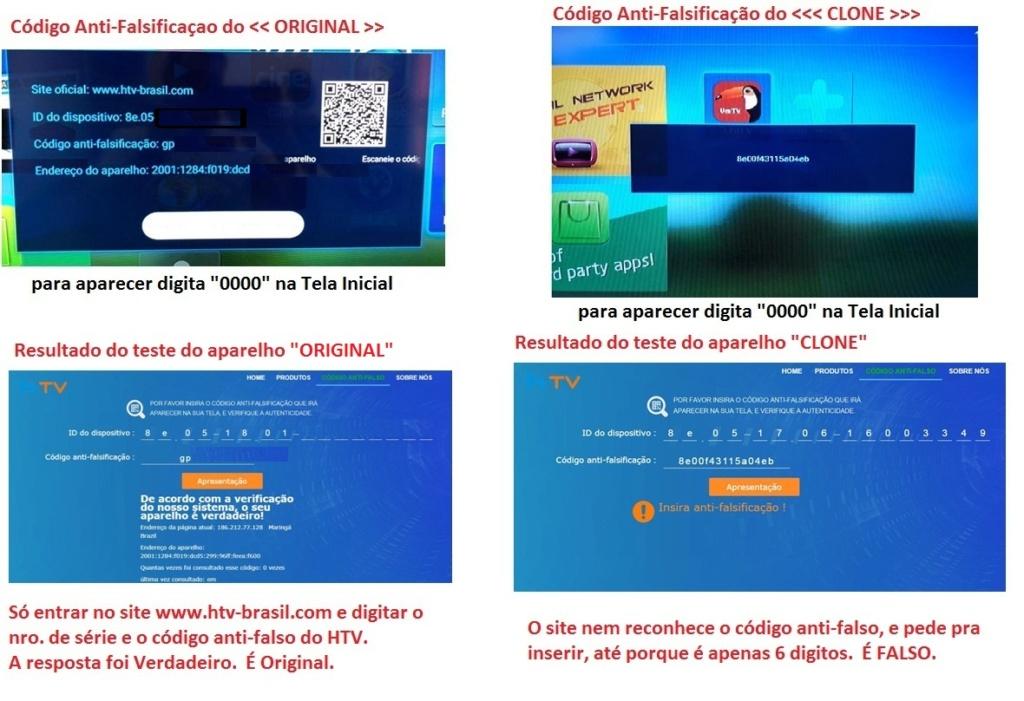 HTV 5 - Problemas com o Brasil TV - Cine  e Playback,  será falso ? Clone13