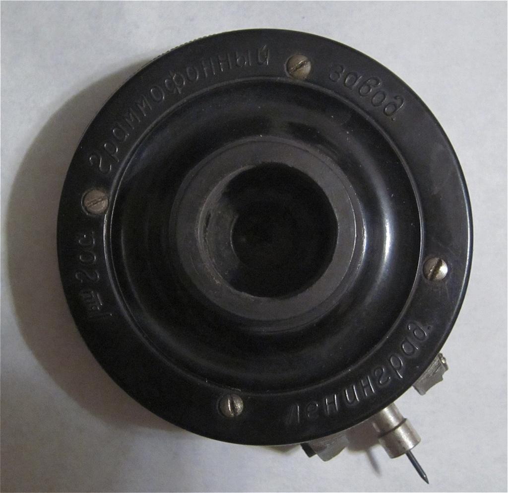 Слюдяная головка звукоснимателя. Img_0721