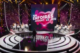 Les Enfoirés jouent le jeu - Samedi 30 Novembre sur TF1 19111810