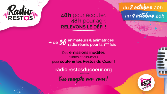 Web radio éphémère  2 au 4 octobre 2020  Actu_r10