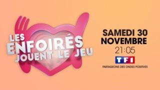 Les Enfoirés jouent le jeu - Samedi 30 Novembre sur TF1 Ejqhi611