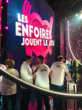 Les Enfoirés jouent le jeu - Samedi 30 Novembre sur TF1 Ejsb-y10