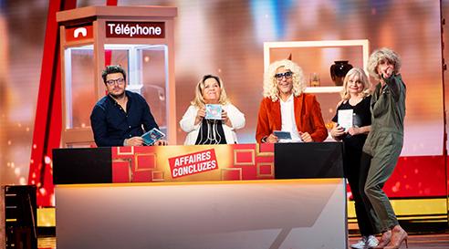 Diffusion TV  Les_en12